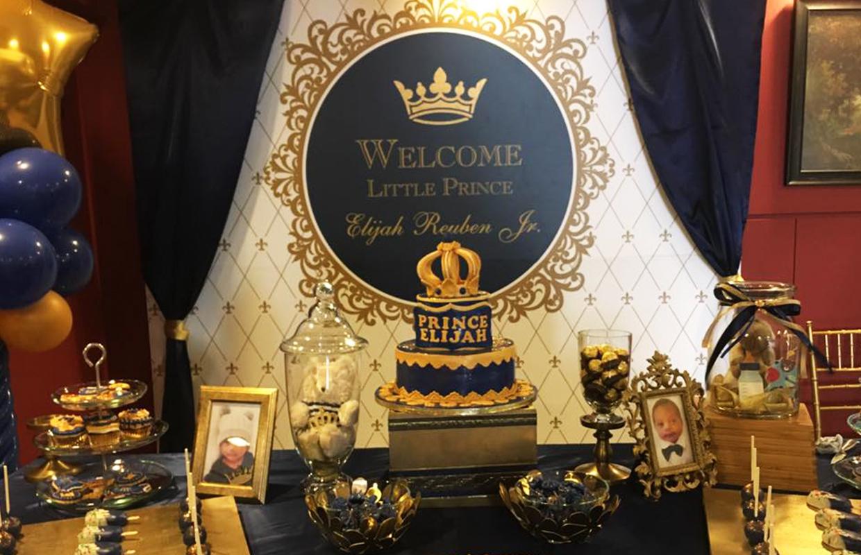 A Royal Bash