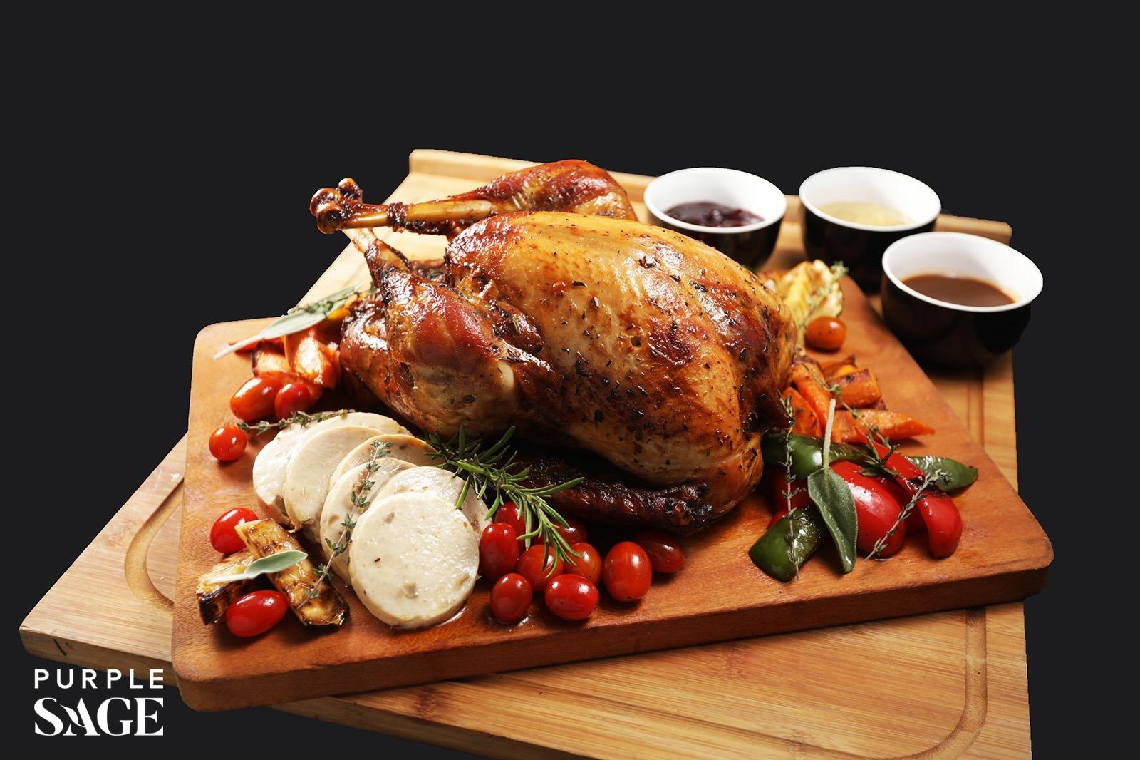Joyful Feast For The Family